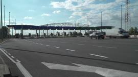 Autostrada A2 - lipiec [przebitki]