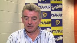Ryanair: jesteśmy coraz bliżej darmowych biletów. Firma zarabiać będzie np. na hazardzie