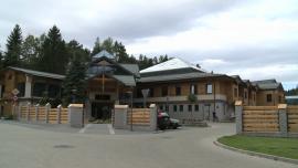 Hotel Czarny Potok w Krynicy-Zdroju - zdjęcia do montażu