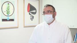 Prof. Marcin Czech: Trzecia dawka szczepionki może być konieczna. Wyzwaniem jest grupa, która się waha lub nie chce się zaszczepić