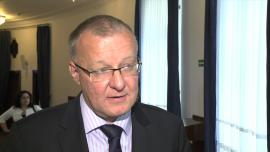 Wiceminister transportu: nie wyobrażam sobie, żeby unijne pieniądze na kolej się zmarnowały