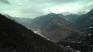 Alpy Szwajcarskie - marzec 2019 [przebitki]
