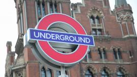 Londyn - ulice, metro [przebitki]