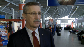 Warszawskie Lotnisko Chopina będzie mogło obsłużyć dwukrotnie więcej pasażerów. Wdraża program inwestycyjny wart 1,5 mld zł News powiązane z Michał Marzec
