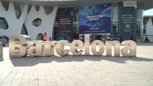 Targi Mobile World Congress (MWC 2021) w Barcelonie [przebitki]