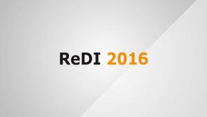 Targi ReDI 2016