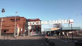 Europejskie Centrum Solidarności w Gdańsku [przebitki]