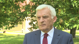 Prof. J. Buzek: Europa potrzebuje zarówno oszczędności, jak i inwestycji we wzrost