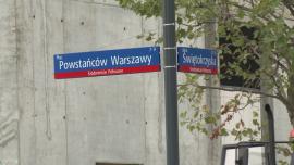 Końcówka prac na ul. Świętokrzyskiej w Warszawie