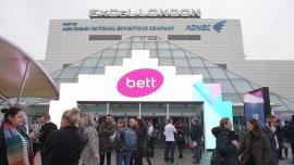 Targi edukacyjne BETT Show 2020 w Londynie [przebitki]