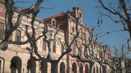 Parlament Kataloński - luty 2019 [przebitki]