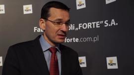 M. Morawiecki: branża meblarska to perła polskiej gospodarki. Ma szansę stać się europejskim numerem jeden