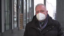 dr Michał Sutkowski: Jesteśmy w trudnym momencie pandemii. Musimy wytrzymać jeszcze kilka miesięcy News powiązane z szczepionka na COVID-19