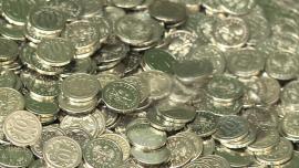 [zdjęcia] produkcja monet