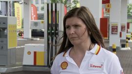 Shell zmienia wygląd stacji benzynowych Neste. Koniec samoobsługi