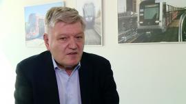 Prezes Alstom: Są gigantyczne pieniądze na kolej. Brakuje jednak odważnych, wizjonerskich projektów zmieniających transport