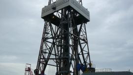 [zdjęcia] platforma wiertnicza PKN Orlen na Bałtyku