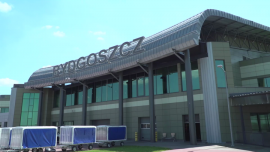 Port Lotniczy Bydgoszcz [przebitki] Baza przebitek
