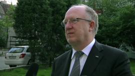 Prezes KGHM: zagrożenia wrogim przejęciem nie ma. Ale zarząd musi być na to przygotowany