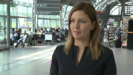 W Modlinie przybywa pasażerów. Lotnisko rozmawia o nowych trasach nie tylko z tanimi liniami
