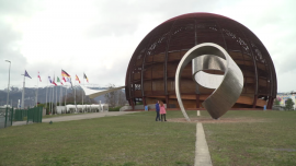CERN - marzec 2019 [przebitki]