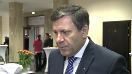 J. Piechociński: wzmocnienie eksportu ratunkiem na spowolnienie gospodarcze w Polsce