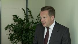 J. Dąbrowski: za kilka lat w Polsce działać będzie co najwyżej 10 dużych banków. Nie ma miejsca dla mniejszych