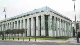 Sąd Najwyższy w Warszawie - lipiec [przebitki]