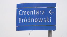 Cmentarz Bródnowski w Warszawie [przebitki]