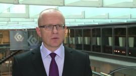 Spadki obrotów na polskiej giełdzie dużo łagodniejsze niż na innych rynkach