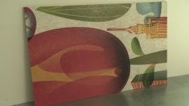 Art Yard Sale Ufficio Primo - materiał wideo