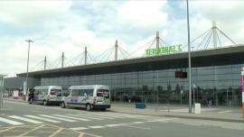 Katowice Airport - lipiec 2020 [przebitki] News powiązane z hala odlotów