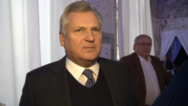A. Kwaśniewski: Ukraina potrzebuje pomocy Rosji i UE, by chaos polityczny nie przerodził się w dramat gospodarczy