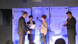 Słowo dla innowacji - skrót z wręczenia nagród PARP