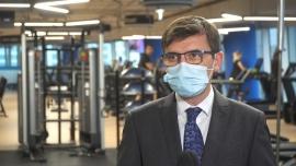 Dr hab. Ernest Kuchar: Siłownie i kluby fitness nie zwiększają ryzyka zakażenia. Brak ruchu ma negatywny wpływ na zdrowie i odporność