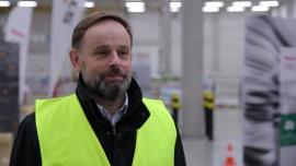 """Bezpieczeństwo pracy kluczowe dla firm logistycznych. Uczą tego pracowników poprzez """"taniec"""" na wózkach widłowych"""