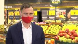 Biedronka rozszerza współpracę z kadrą Biało-Czerwonych. Została oficjalnym dostawcą owoców i warzyw dla polskiej reprezentacji