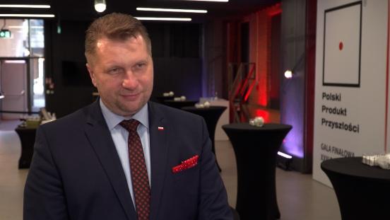 Przemysław Czarnek zapowiada prace nad przyjaznym ekosystemem dla innowacji. Konieczny jest także wzrost nakładów na badania i rozwój