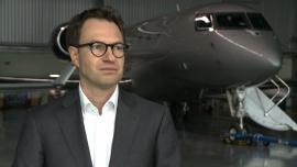 Polska firma wozi odrzutowcami milionerów z Rosji i USA. Również w Polsce rośnie zainteresowanie prywatnymi lotami