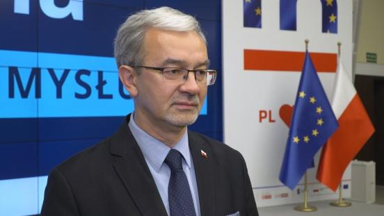 J. Kwieciński: Firmy mogą liczyć na większe wsparcie z następnego budżetu UE. Priorytetem będzie finansowanie prac badawczo-rozwojowych