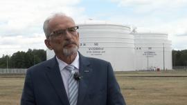 Zakończono rozbudowę bazy paliwowej PERN. Nowa inwestycja ma kluczowe znaczenie dla bezpieczeństwa energetycznego kraju