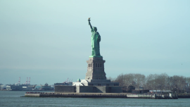 Nowy Jork - styczeń 2019 [przebitki]