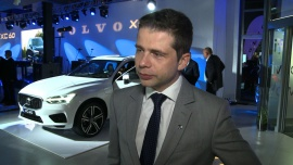 Volvo chce w tym roku sprzedać w Polsce 10 tys. samochodów. Klientów do salonów ma przyciągnąć m.in. nowy model XC60