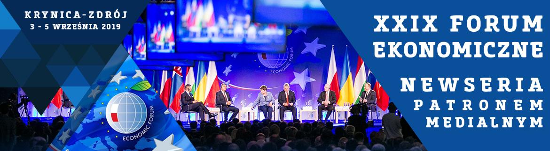 XXIX Forum Ekonomiczne - Krynica 2019
