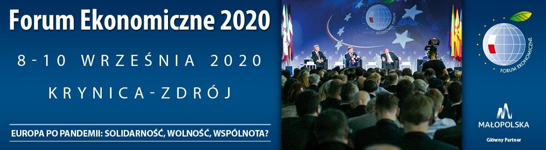 Forum Ekonomiczne 2020 - Krynica