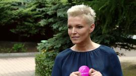 Ilona Felicjańska: przez cały rok hodujęwłosy, by w czerwcu obciąć je i pomóc chorym na raka