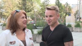 Krystyna Prońko zaśpiewała w duecie z młodym wokalistą Michałem Kaczmarkiem