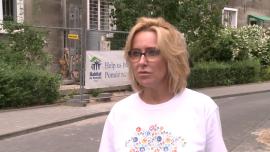 Agata Młynarska pomagała przy remoncie mieszkania dla młodzieży z ośrodka wychowawczego