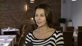 Anna Popek marzy o byciu kurą domową