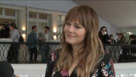 Magdalena Lamparska: byłam szczęśliwcem. Kino było dla mnie bardzo łaskawe